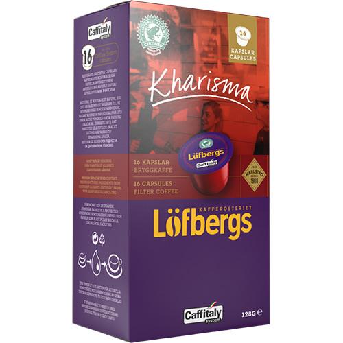 Kharisma Caffitaly traktekaffe